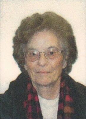 Photo of Irene Wesley (nee Bounds)