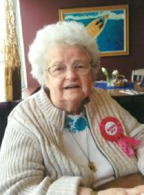 Photo of Dorothy Britton
