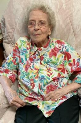 Gladys Jennie Petersen
