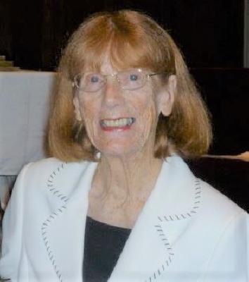 Photo of Joan Flannery