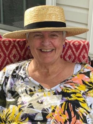 Photo of Patricia Edwards