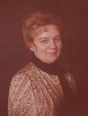 Photo of Olga Alexeyevna