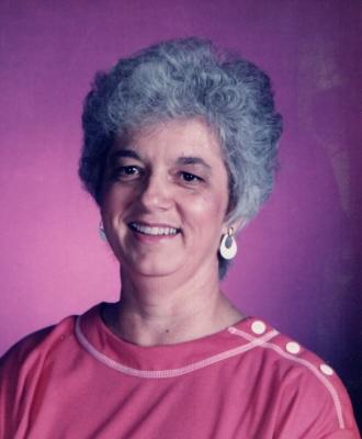 Photo of Gail Hall