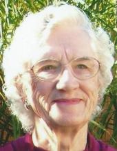 Photo of Mary Barclay Judd