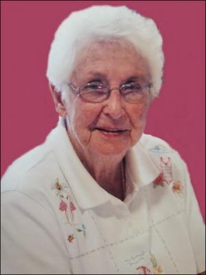 Photo of Geraldine Rogers