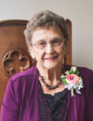 Eva Evelyn Meader