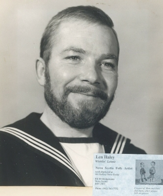 Photo of Leonard Haley