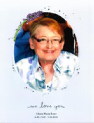 Gloria Maria Lowe