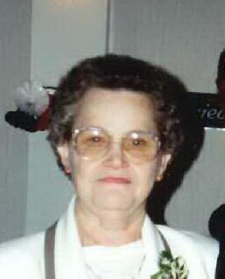 Photo of Margaret Odell