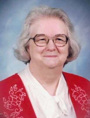 Photo of Margaret Wright
