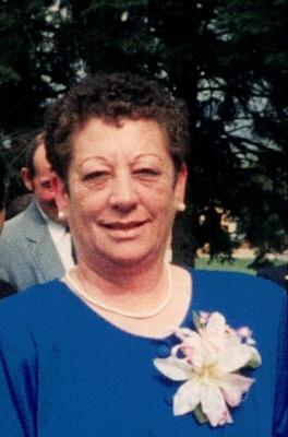 Annie Gaudette (nee Venasse)