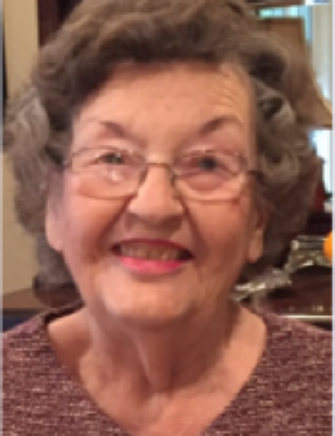 Peggy Jean Harris Garrison