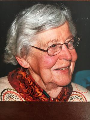 Photo of Ruth Margot