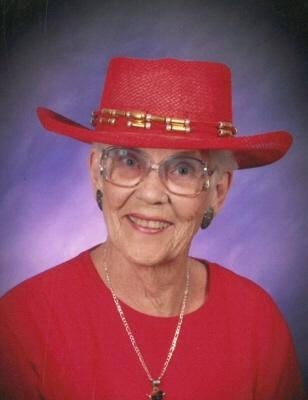 Frances Ann Jones