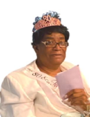 Pastor Norma Lee Gamble