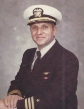 Photo of CDR Donald Wernimont, USN (Ret.)