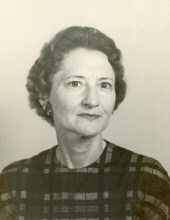 Frances Brown Jordan