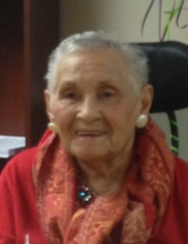 Photo of Bernarda Felix