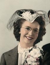 Frances Ledwina Shalz Obituary - Visitation & Funeral Information