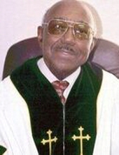 Bishop Earl O. Holiman, Sr.  D.D.