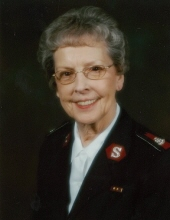 Lt. Col. Betty Jane Laity