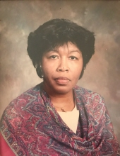"Minnie Deloris Richburg Hillard ""Dee"""