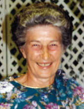 Doris Damek Alston