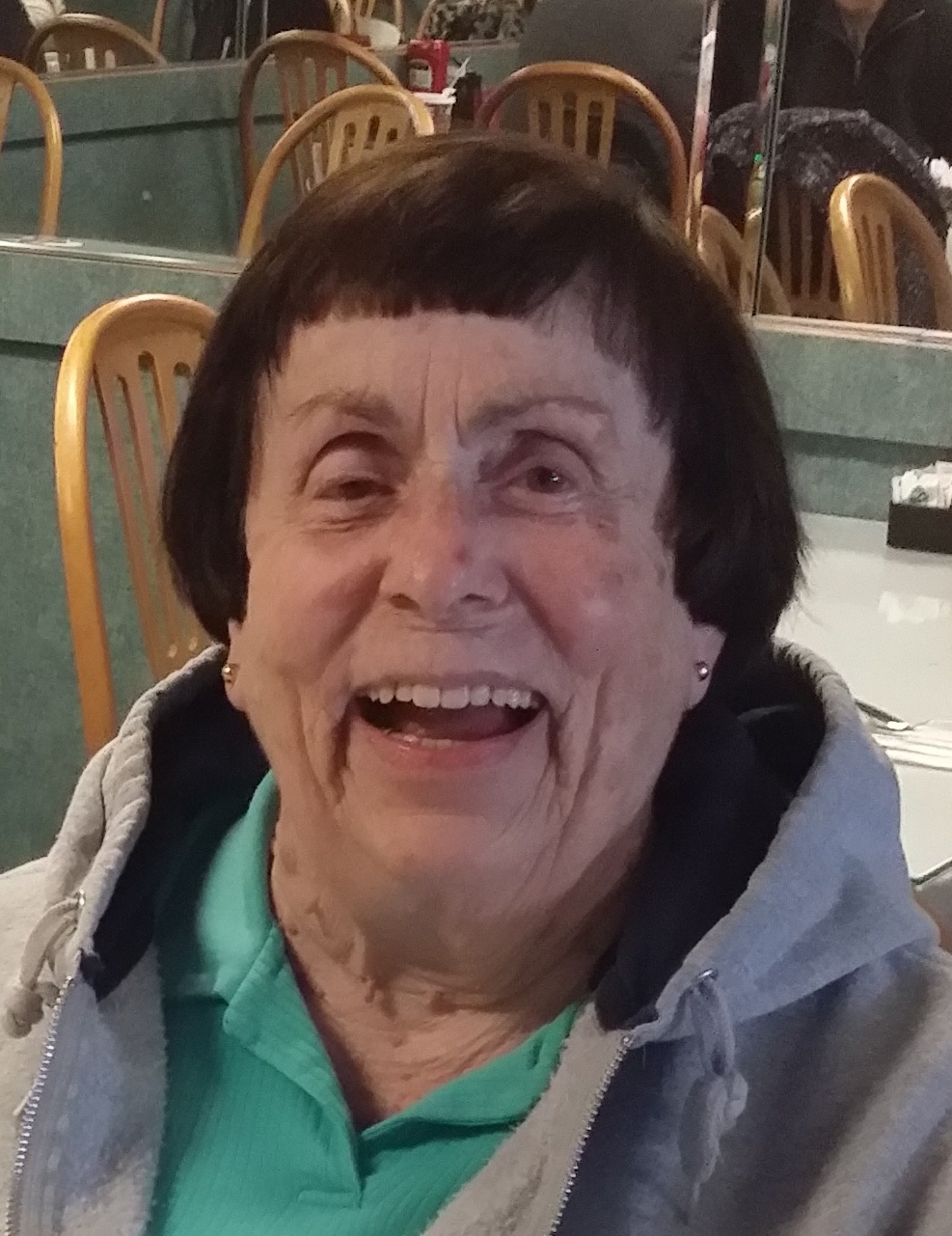 Genevieve (Jean) Mary Woods Obituary - Visitation & Funeral