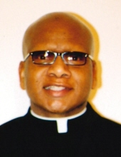 Reverend Ruben Sinclair Lashley