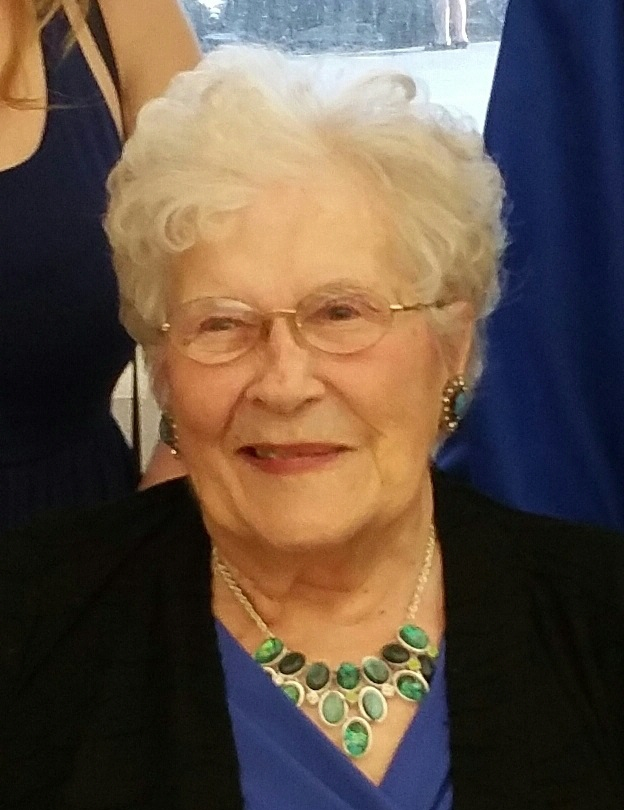 "Elizabeth ""Betty"" A.  Morsch"