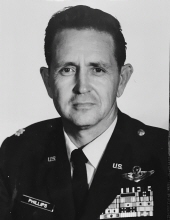 Photo of Lt. Col. Martin Phillips