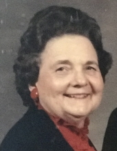 Martha Reed Mourfield