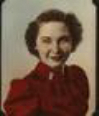 Photo of Norma Capper