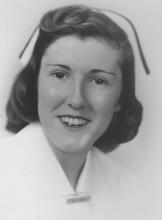 Photo of Marion Yarrow
