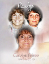 Carolyn (Jessee) Friess