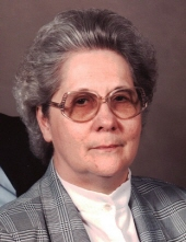 Mary Frances James