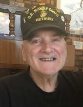 Retired Master Sgt. Howard William Lee, Jr. U.S.M.C.