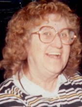 Photo of Frances Parrott
