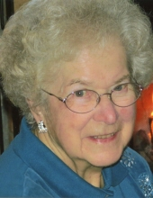Photo of Marian Peterson