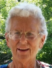 "Henrietta Frances ""Hank"" Hartness"