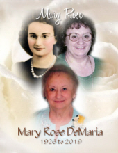 Mary Rose DeMaria