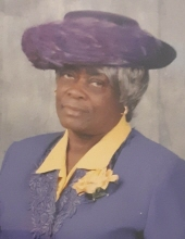WILLIE MAE COOK