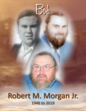 "Robert ""Bob"" M. Morgan"