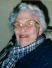 Photo of Margaret Branscombe