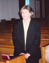 Betty Spruill Pledger