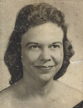 "Mary Frances ""Fran"" Meldrum"