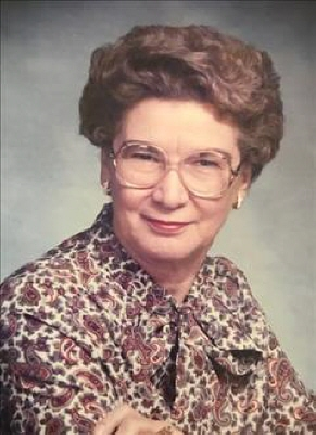 Photo of Mildred Perkins