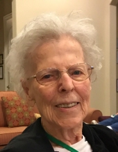 Betty Woodburn White