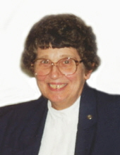 Sister Mary Lawrence Hartmann, OSU