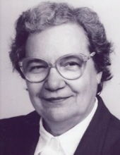 Dr. Mary Pauline Fox
